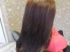 juuksur Katrin (pärast värvieemaldust)